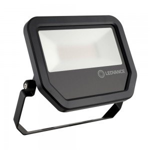 Ledvance LED Breedstraler Performance 30W 3000K 3300lm IP65 Zwart | Warm Wit