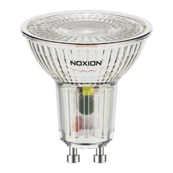 Noxion LED Spot GU10 3.7W 827 36D 260lm | Zeer Warm Wit - Vervangt 35W