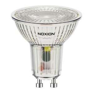 Noxion LED Spot GU10 5W 830 36D 500lm | Warm Wit - Vervangt 60W