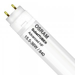 Osram SubstiTUBE Advanced HF UO 15.5W 840 120cm | Koel Wit - Vervangt 36W