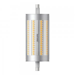 Philips CorePro LEDlinear R7s 17.5W 840 118mm | Dimbaar - Vervangt 150W