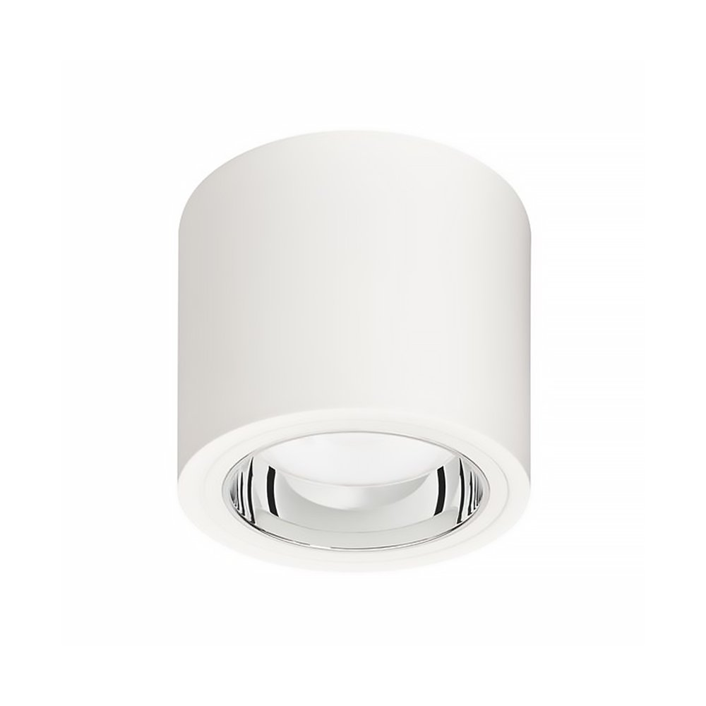 Philips LED Downlight LuxSpace Compact Deep DN571C LED20S/840 2200lm IP20 PSD-VLC-E C Wit   Dali Dimbaar - Koel Wit
