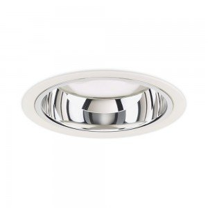 Philips LED Downlight LuxSpace Mini DN560B LED20S/830 2000lm IP20 PSU-E C Wit | Warm Wit