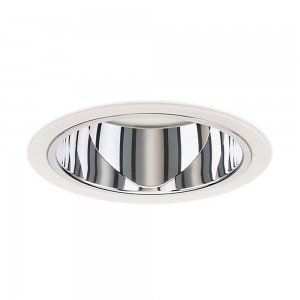 Philips LED Downlight LuxSpace Mini Deep DN561B LED8S/830 800lm IP20 PSU-E C Wit   Warm Wit