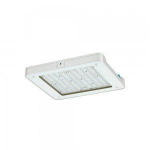 Philips LED Highbay GentleSpace BY480P LED130S/865 PSD WB GC SI | Daglicht - Dali Dimbaar - Vervangt 200W