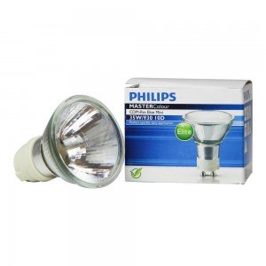 Philips MASTERColour CDM-Rm Elite Mini 35W 930 GX10 10D | Warm Wit - Beste Kleurweergave