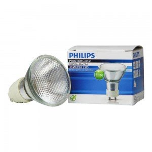 Philips MASTERColour CDM-Rm Elite Mini 35W 930 GX10 25D | Warm Wit - Beste Kleurweergave