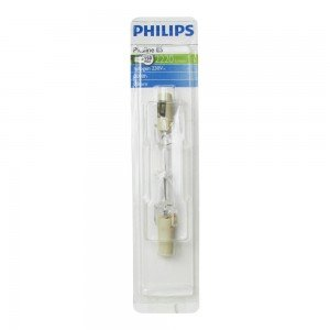Philips Plusline ES Compact 120W R7s 230V Clear - 78mm