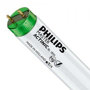Philips TL-D 18W 10 Actinic BL (MASTER) | 59cm