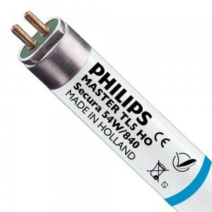 Philips TL5 HO Secura 54W 840 (MASTER) | 115cm - Koel Wit