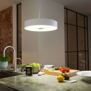 Philips Hue White Ambiance Fair hanglamp wit
