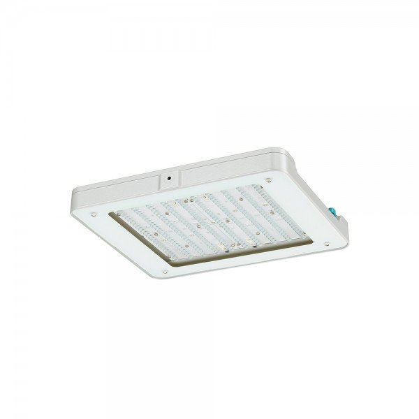 Philips led highbay gentlespace by480p led130s/840 psd wb gc si smt-hdxt   koel wit - dali dimbaar - vervangt 200w