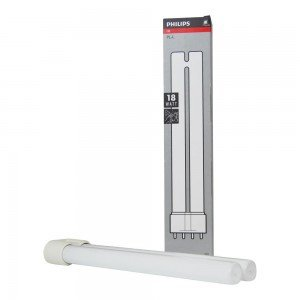 Philips PL-L 18W 10 4P Actinic BL (MASTER) | 4-Pin
