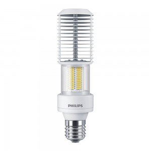 Philips TrueForce LED Road SON E40 55W 730 Clear | Warm White - Replaces 100W