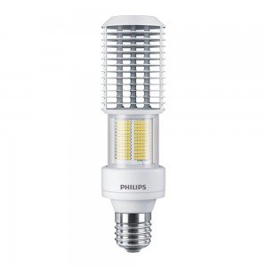 Philips TrueForce LED Road SON E40 68W 730 Clear   Warm White - Replaces 150W