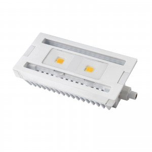 R7s 9W LED staaflamp 118mm