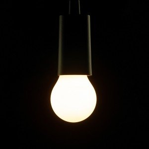SEGULA LED lamp E27 8 W opaal Ambient dimming