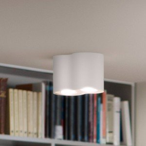 Philips Hue White Ambiance Pillar 2-lamps wit