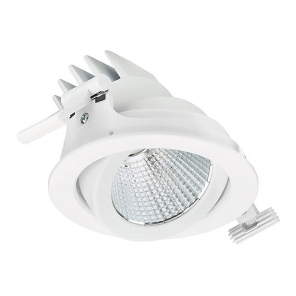 Philips luxspace accent compact led spot rs771b 23. 5w 830 2750lm - warm wit
