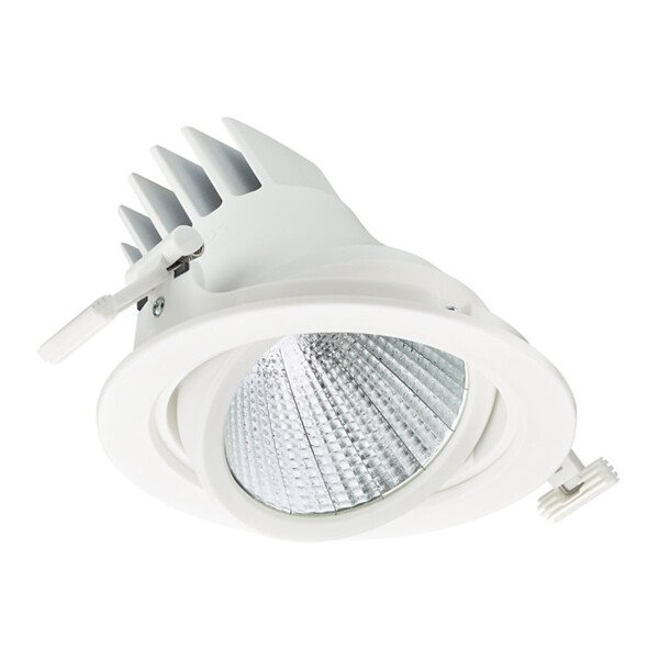 Philips luxspace accent performance led spot rs781b 31. 5w 830 3900lm - warm wit